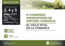 Invitación congreso