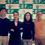 Confluyen la UCV, UFV y UDIMA