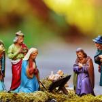 Se siente la Navidad. ¡Ha nacido Jesús!