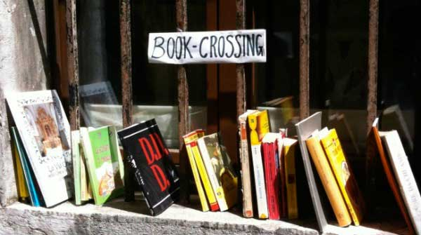 Bookcrossing Ejemplo