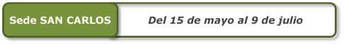 San Carlos Exámenes 24 horas