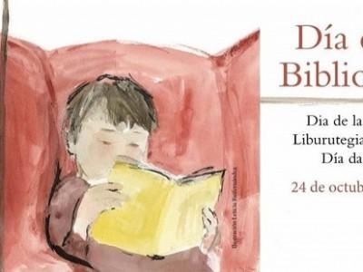 Día de la Biblioteca 2015