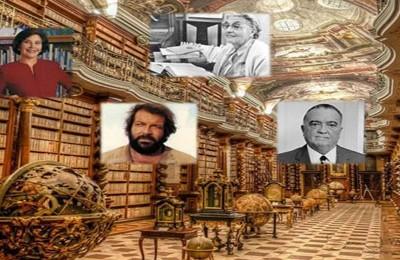 Famosos Bibliotecarios