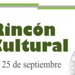 Actividades culturales para el fin de semana del 23 al 25 de septiembre de 2016
