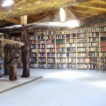 Quintanalara, un pueblo con más libros que habitantes