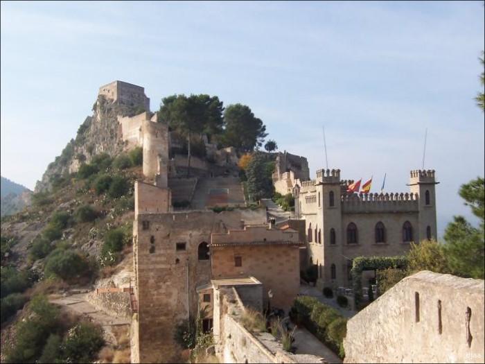 Castillo Xàtiva