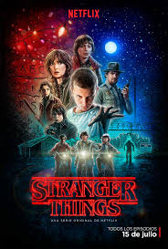 Stranger things portada