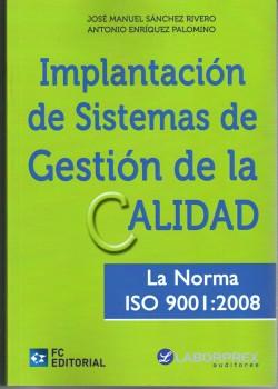Implantación de sistemas de gestión
