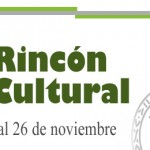 Actividades culturales para el fin de semana del 24 al 26 de noviembre de 2017