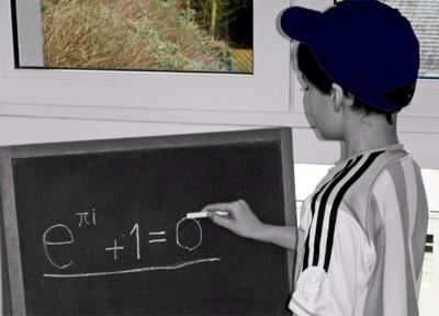 La fórmula preferida del profesor Portada