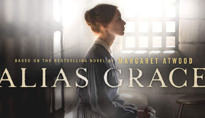 Alias Grace portada