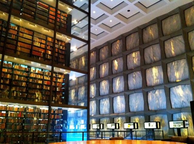 Biblioteca que congela