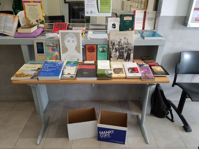 Día del Libro - SJSV01 2018