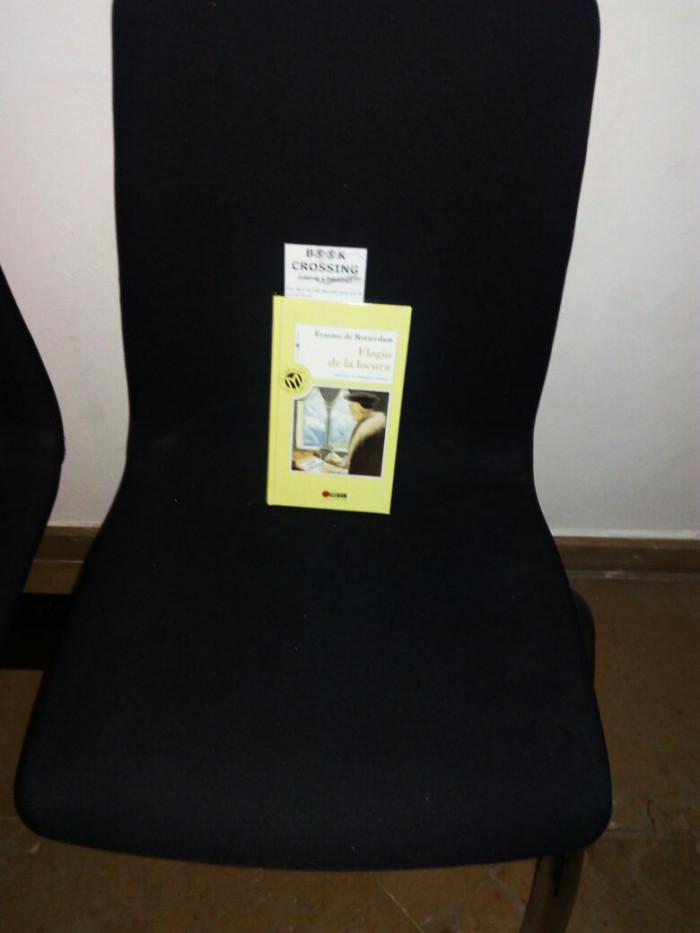 Día del Libro - Bookcrossing San Carlos 01 2018