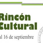 Actividades culturales para el fin de semana del 14 al 16 de septiembre de 2018