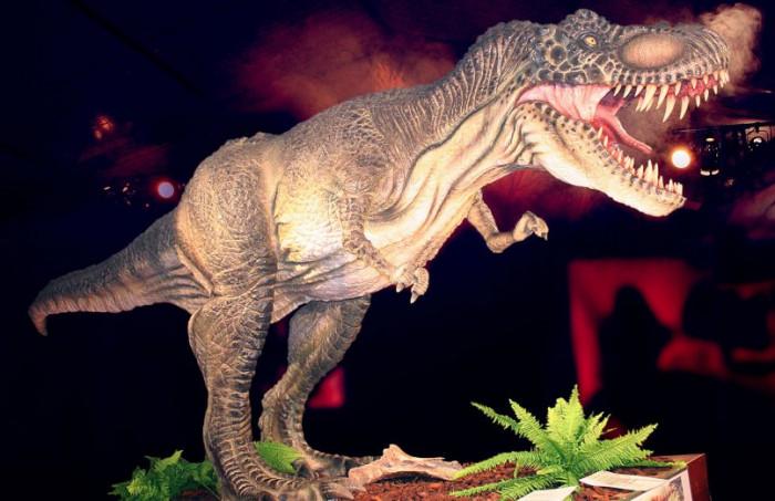 Tiranosaurio