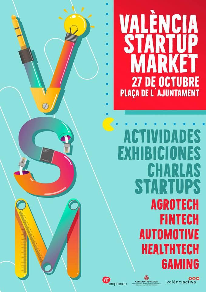 Valencia Startup Market