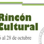 Actividades culturales para el fin de semana del 26 al 28 de octubre de 2018
