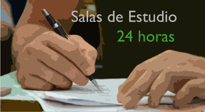 Salas Estudio 24 h 2018