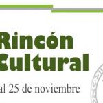Actividades culturales para el fin de semana del 23 al 25 de noviembre de 2018