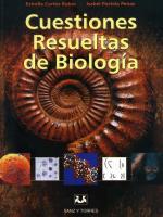 Cuestiones resueltas de biología