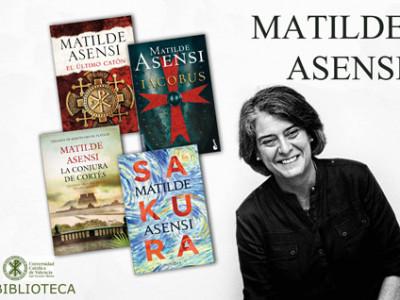Cartel Matilde Asensi