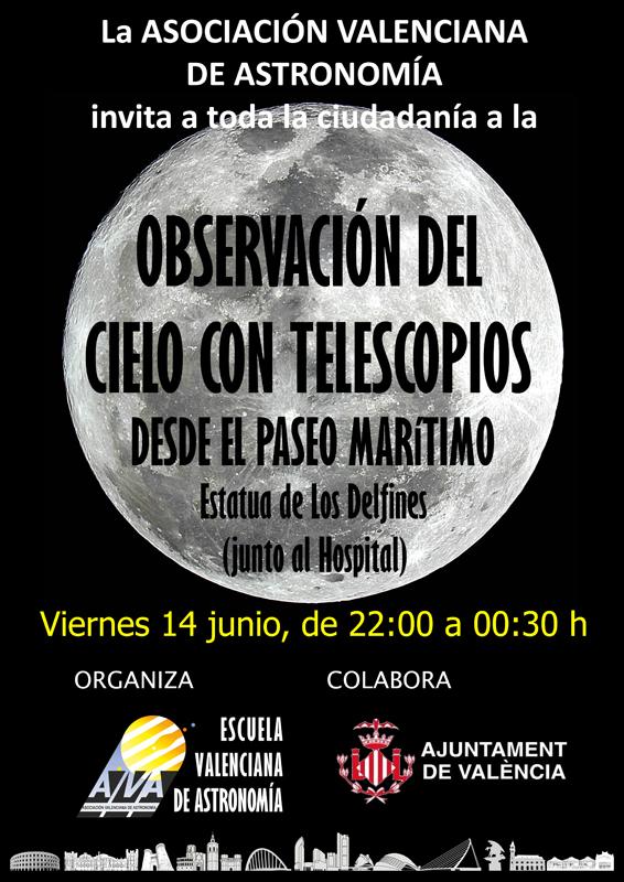 Observación Luna 2019