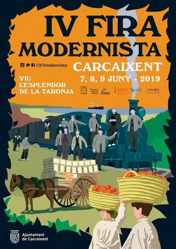Fira Modernista 2019