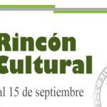 Actividades culturales para el fin de semana del 13 al 15 de septiembre de 2019