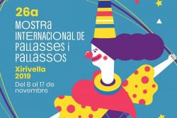 Mostra Internacional de pallasso de Xirivella 2019