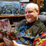 ¿Quién tiene la mayor colección privada de cómics?
