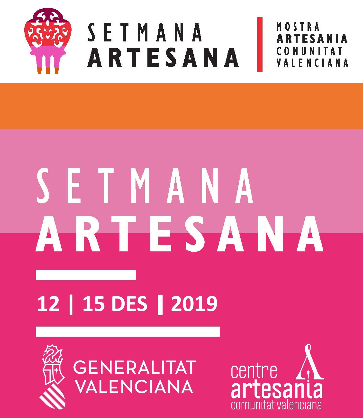 Setmana Artesania 2019