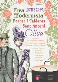 Fira modernista Oliva 2020