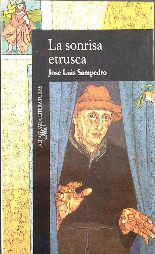 La sonrisa etrusca libro portada