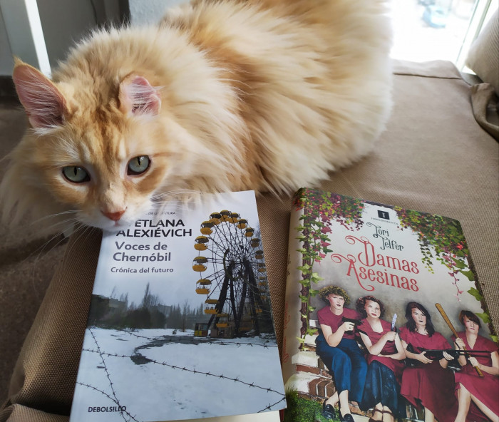 Amanda Día del Libro