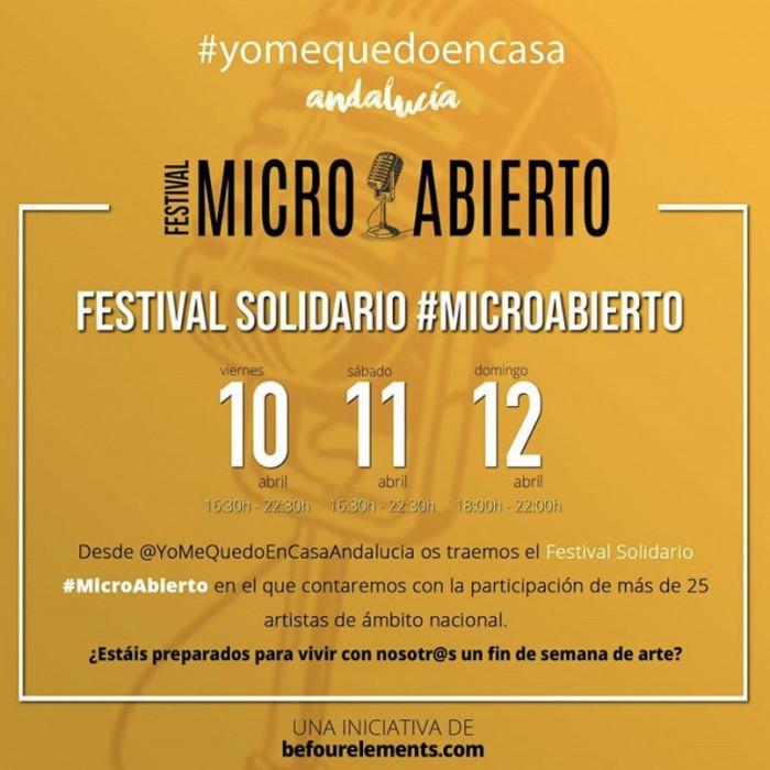 Festival Micro Abierto