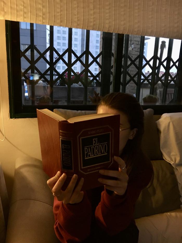Marta Día del Libro