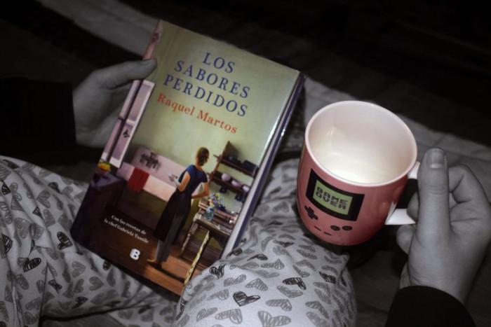 Teresa Día del Libro