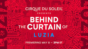 Behind the curtain of luzia