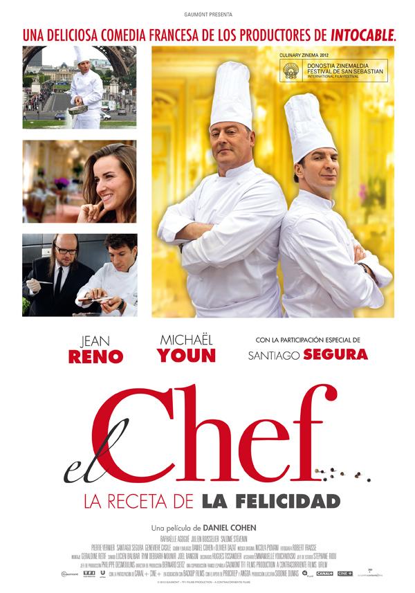 El chef