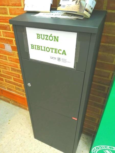 Buzón Burjassot