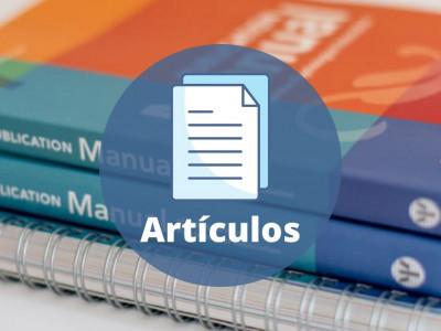 Artículos APA 7ª ed