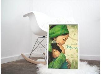 Álbum ilustrado Mamá 2