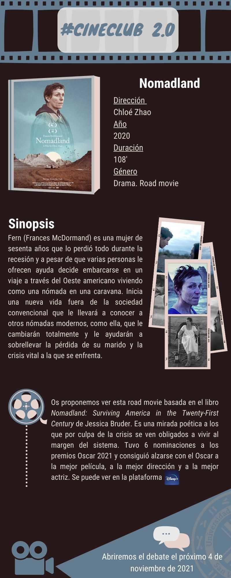CineClub2.0 - Nomadland