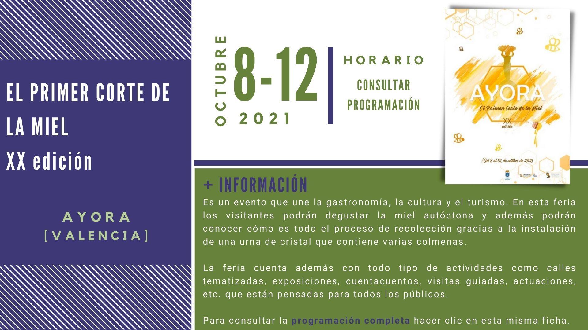 Ficha Rincón Cultural 02 Feria de la Miel