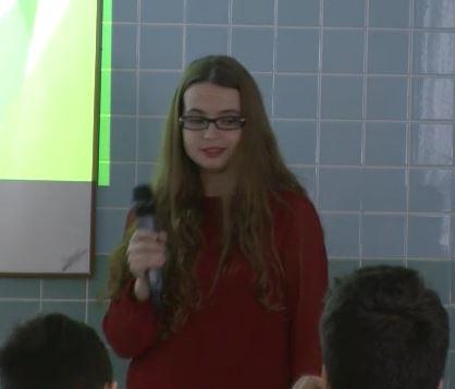 Imagen de una de las presentaciones