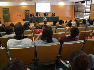 Imagen del público del IV foro de empleo