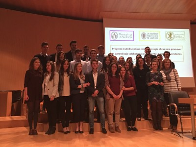 La UCV participa en un proyecto interuniversitario