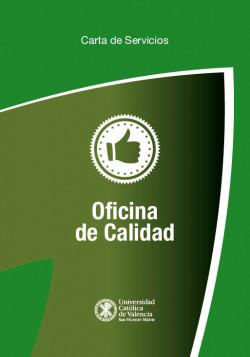 Carta de Servicios de la Oficina de Calidad