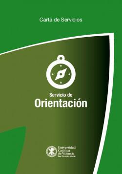 Carta de Servicios del Servicio de Orientación